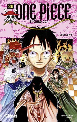 One Piece - T.36 | 9782723498647