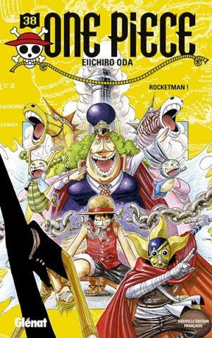 One Piece - T.38 | 9782723498661