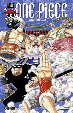 One Piece - T.40 | 9782723498685