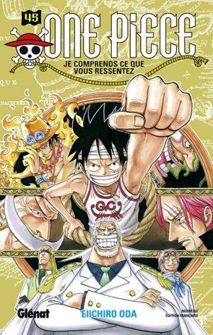 One Piece - T.45 | 9782344001899