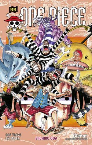 One Piece - T.55 | 9782344001998