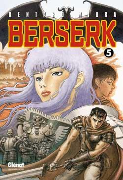 Berserk - T.05 | 9782723449045