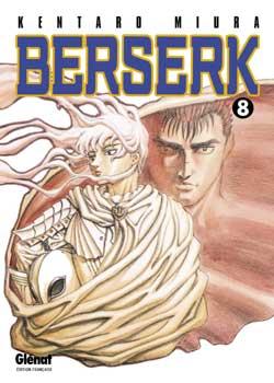 Berserk - T.08 | 9782723450980