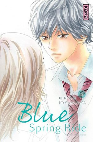 Blue Spring Ride - T.06 | 9782505060499