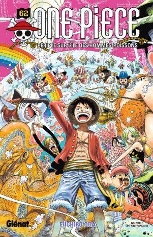 One Piece - T.62 | 9782723487689