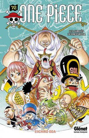 One Piece - T.72 | 9782344004319