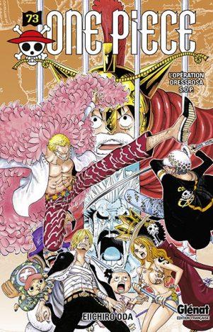 One Piece - T.73 | 9782344006450