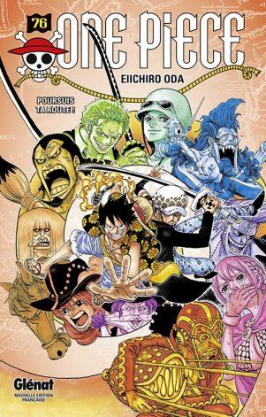 One Piece - T.76 | 9782344008423