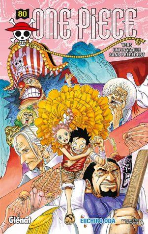 One Piece - T.80 | 9782344017470