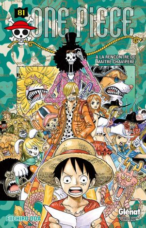 One Piece - T.81 | 9782344018286