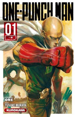 One Punch Man - T.01 | 9782368522257