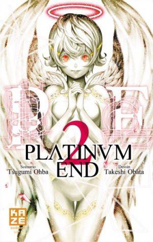 Platinum End - T.02 | 9782820324948