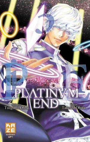 Platinum End - T.03 | 9782820325402