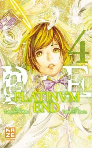 Platinum End - T.04 | 9782820328175