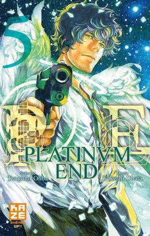Platinum End - T.05 | 9782820328533