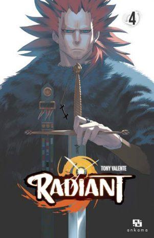 Radiant - T.04   9782359108620