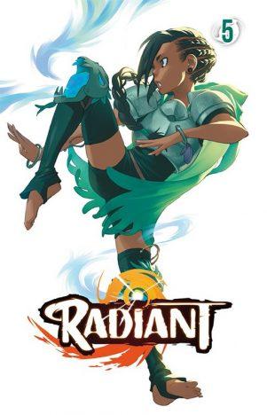 Radiant - T.05   9782359109665