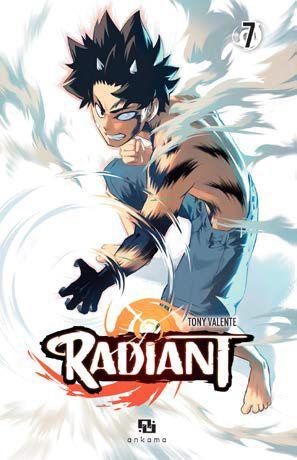 Radiant - T.07   9791033504504