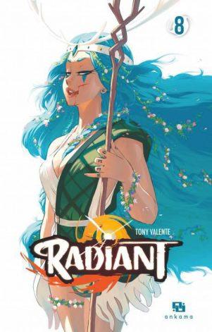 Radiant - T.08   9791033504870