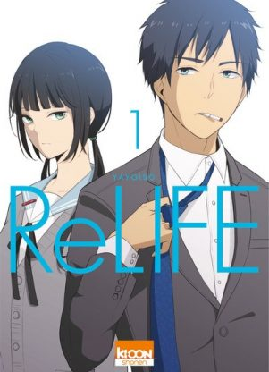 ReLife - T.01 | 9782355929458