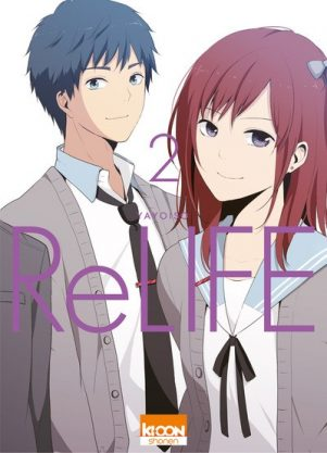 ReLife - T.02 | 9782355929670