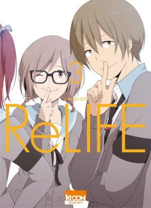 ReLife - T.03 | 9782355929816