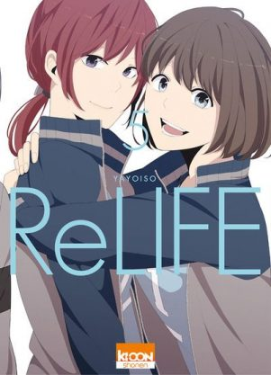 ReLife - T.05 | 9791032700198
