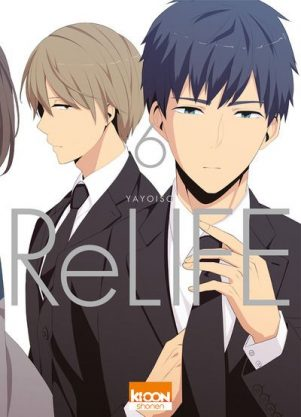 ReLife - T.06 | 9791032701416