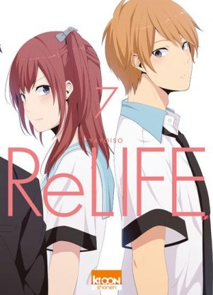 ReLife - T.07 | 9791032702437
