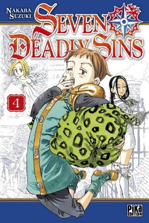 Seven Deadly Sins - T.04 | 9782811615444