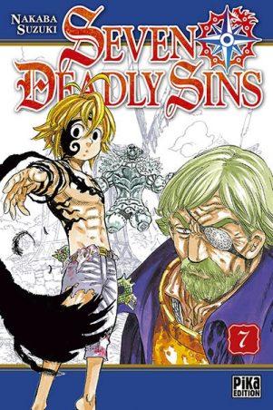 Seven Deadly Sins - T.07 | 9782811618193