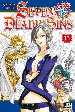 Seven Deadly Sins - T.15 | 9782811630034
