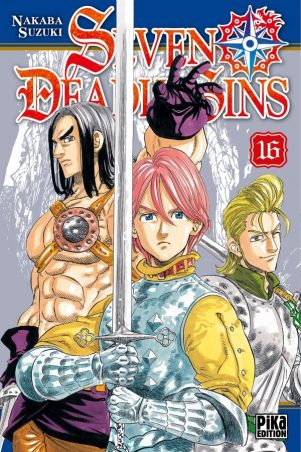 Seven Deadly Sins - T.16 | 9782811630942
