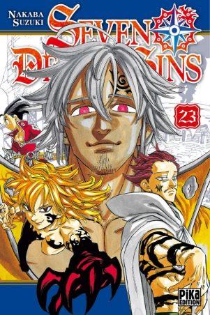 Seven Deadly Sins - T.23 | 9782811637460