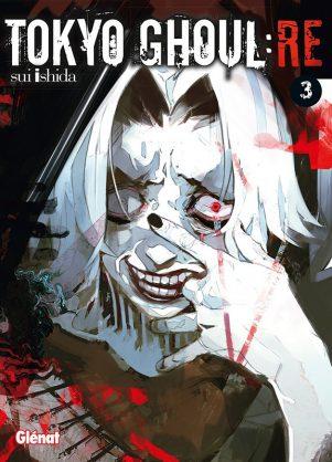 Tokyo Ghoul RE - T.03 | 9782344013243