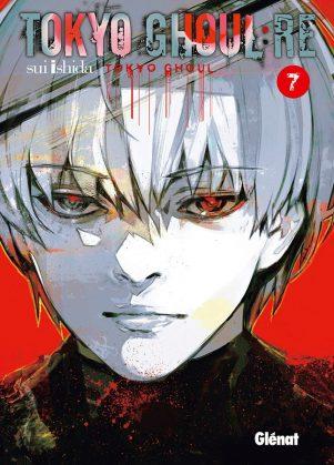 Tokyo Ghoul RE - T.07 | 9782344019955