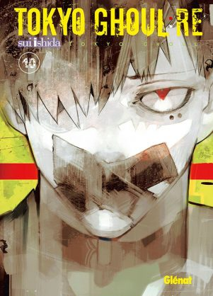 Tokyo Ghoul RE - T.10 | 9782344025352