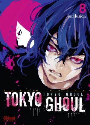 Tokyo Ghoul - T.08 | 9782344004258