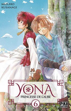 Yona, Princesse de l'Aube - T.06 | 9782811619190