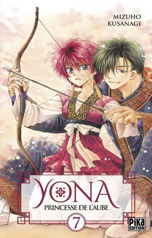 Yona, Princesse de l'Aube - T.07 | 9782811619206