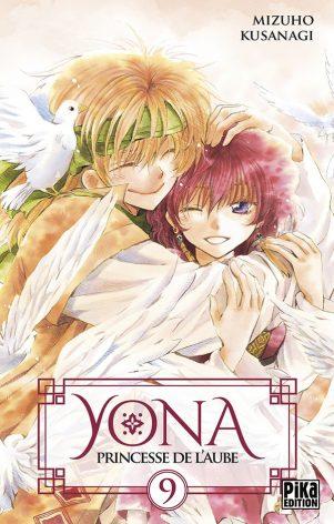 Yona, Princesse de l'Aube - T.09 | 9782811621728