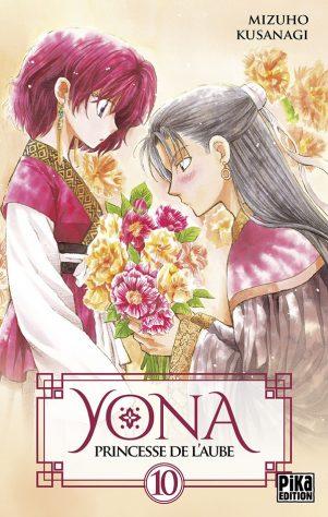 Yona, Princesse de l'Aube - T.10 | 9782811622992