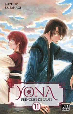 Yona, Princesse de l'Aube - T.11 | 9782811628956