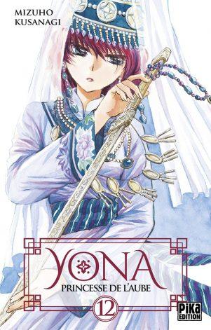 Yona, Princesse de l'Aube - T.12 | 9782811628970