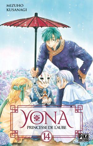 Yona, Princesse de l'Aube - T.14 | 9782811632250