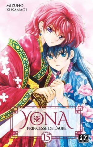 Yona, Princesse de l'Aube - T.15 | 9782811632267