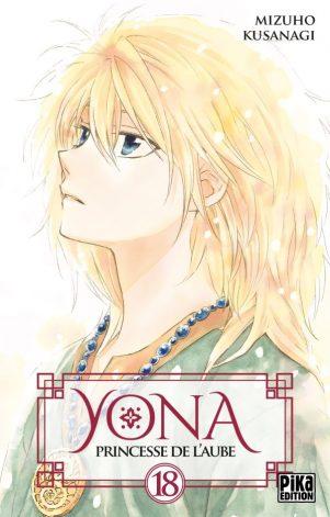 Yona, Princesse de l'Aube - T.18 | 9782811634179