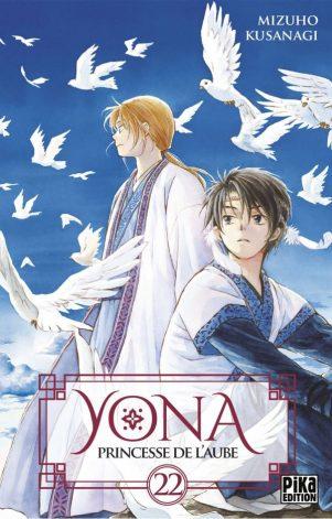 Yona, Princesse de l'Aube - T.22 | 9782811640101