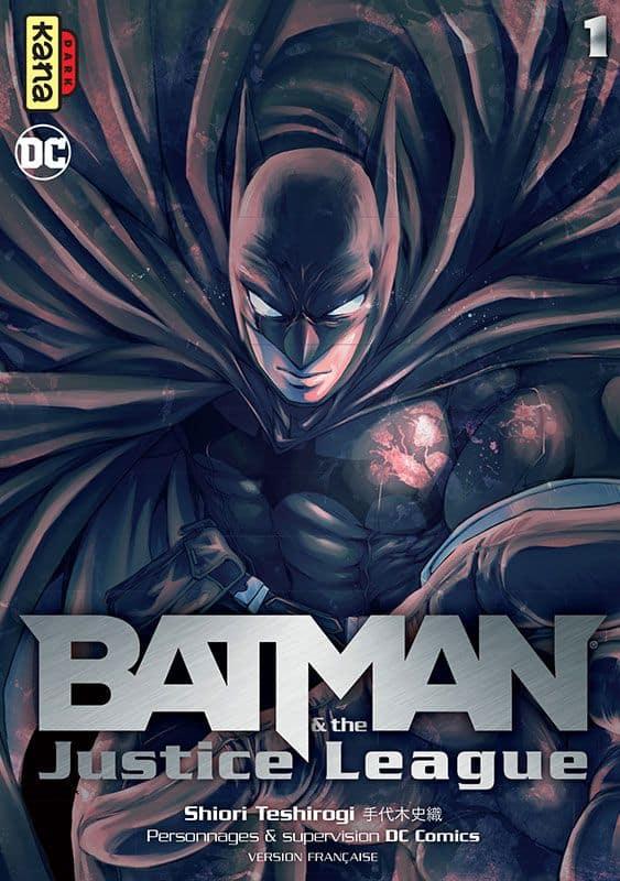 Batman & the Justice League - T.01 | 9782505071747