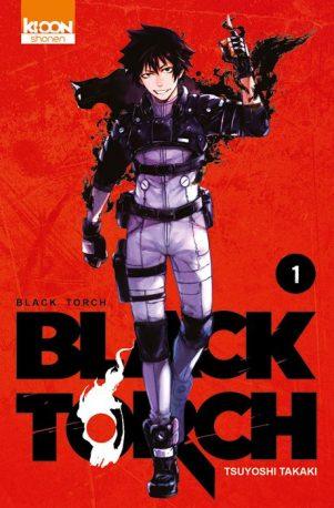Black Torch - T.01 | 9791032701881